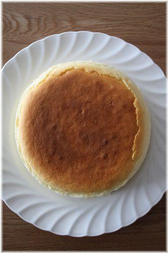 2011/10/19チーズケーキ