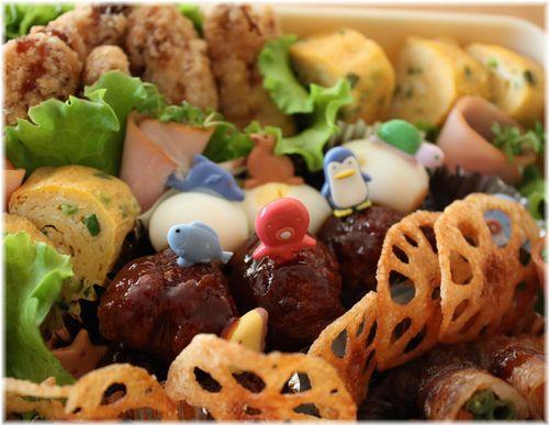 2011/10/16運動会のお弁当2