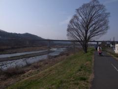 多摩川もなごみますな