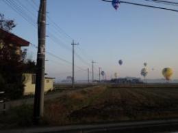 ☆熱気球☆