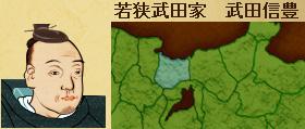 戦ノ国-大名若狭武田