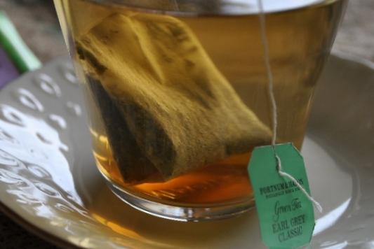 アールグレイ 緑茶
