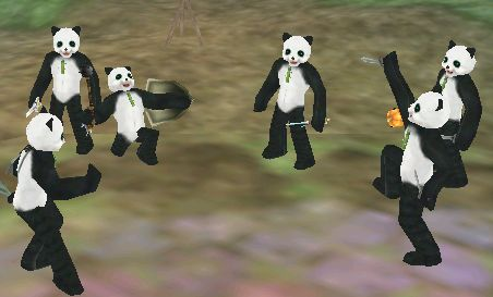 パンダ最高だ!