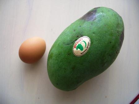 ネシアのマンゴー