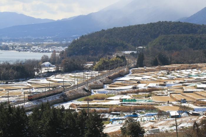 12.12.24 鵜川俯瞰湘南色 北小松~近江高島