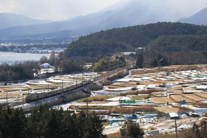 12.12.24 鵜川俯瞰トワイライト 北小松~近江高島