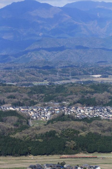 13.04.21 庚申山俯瞰 113 甲南~貴生川 70-300F4-5.6L