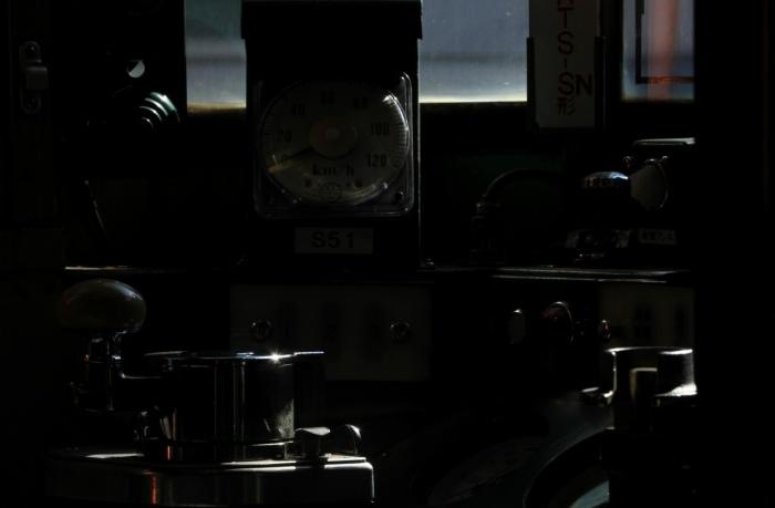 13.04.28 169S51編成の運転台 軽井沢 tr 70-300F4-5.6L