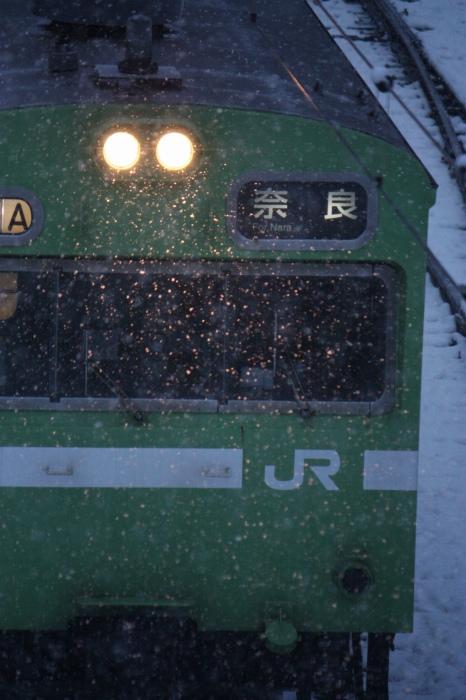 10.12.31 奈良雪