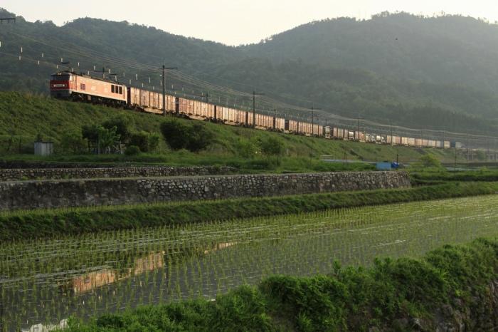 13.05.18 EF510貨物 北小松~近江高島 28-135F3.5-5.6