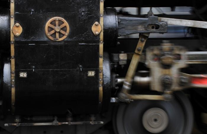 13.05.19 躍動 C61-2 梅小路蒸気機関車館 tr 70-300F4-5.6L