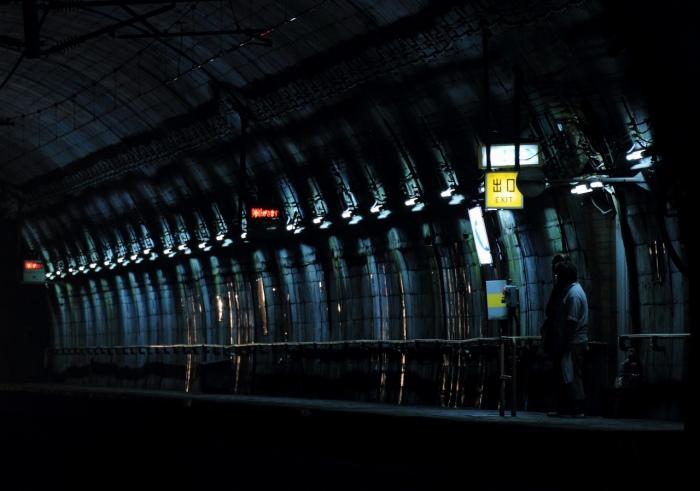 13.10.13 列車接近 筒石駅 70-300f4-5.6L