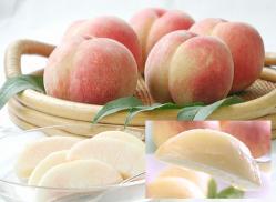白鳳桃のイメージ