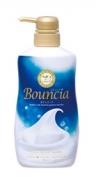 牛乳石鹸バウンシアのボディソープ