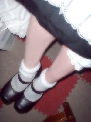 短髪メイド018