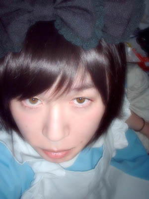 短髪アリス001