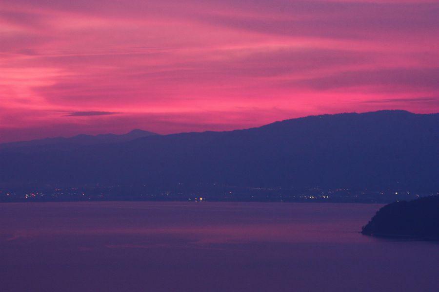 ~ 琵琶湖夕景3