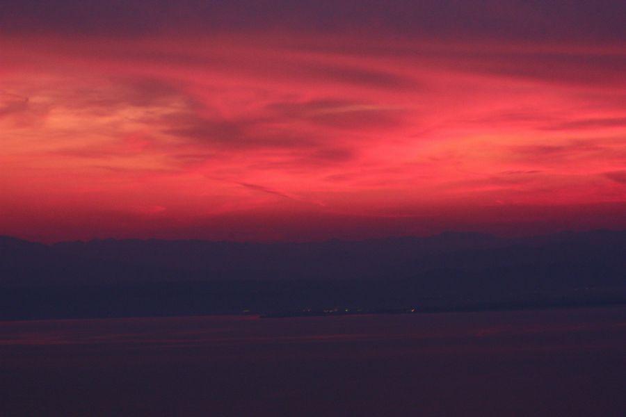 ~ 琵琶湖夕景6