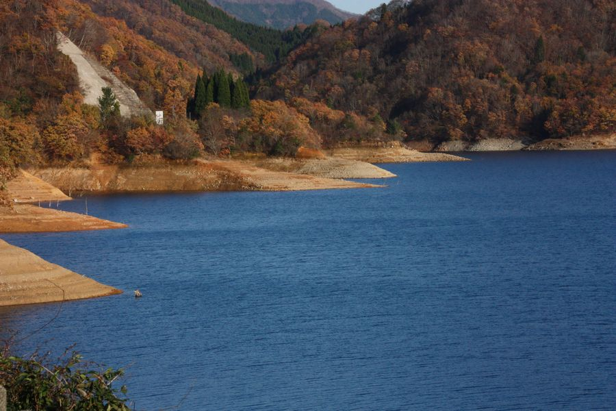 ~ 九頭竜湖1