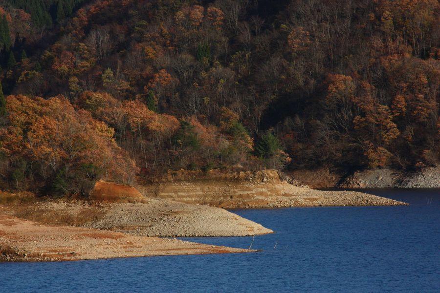 ~ 九頭竜湖3