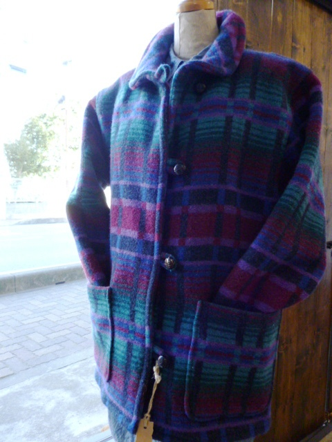 L.L.BEAN  WOOL BLANKET COAT ウールコート