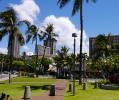 ハワイ町並み1
