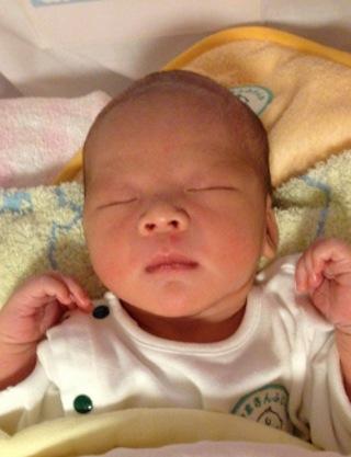吉田赤ちゃん
