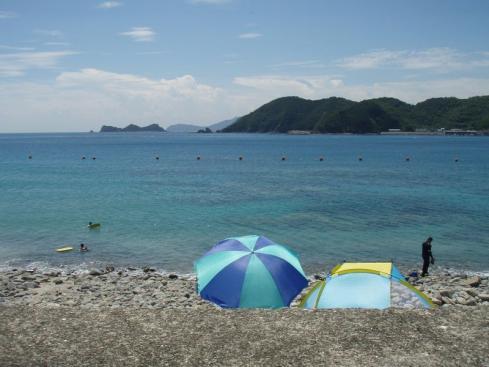 須の川海岸