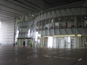 大阪国際会議場縮小
