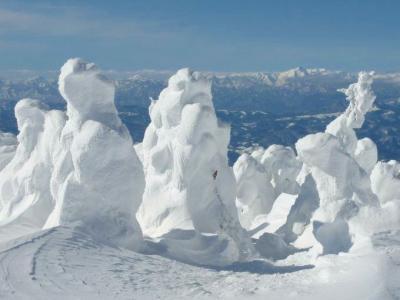 雪原のモンスター1
