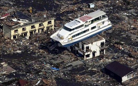 東北地方太平洋沖地震の津波被害