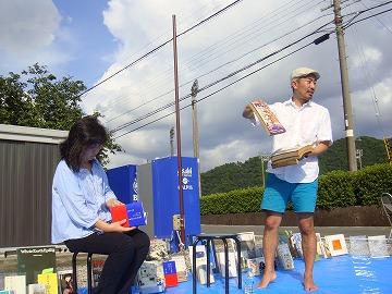 青空トークショー