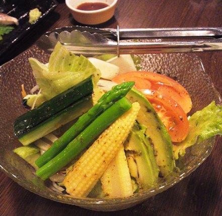 5グリーンサラダ