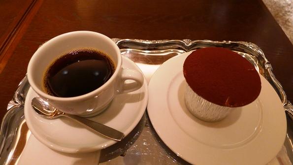 11コーヒー&ティラミス