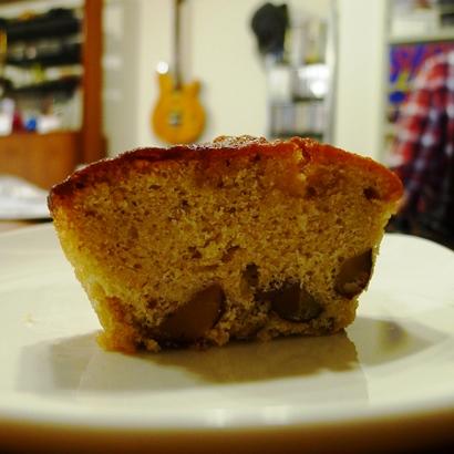 2栗のパウンドケーキ