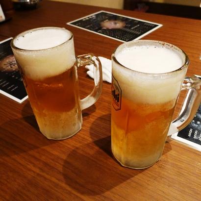 1栞ビール