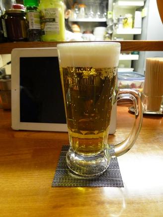 1生ビール