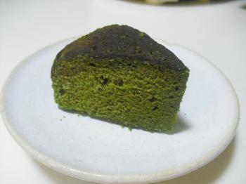 茶の環バターケーキ