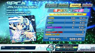「SPiCA」HARD パーフェクト