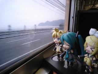 東別府→西大分