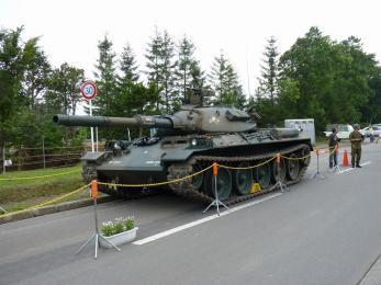 P1010548車両展示