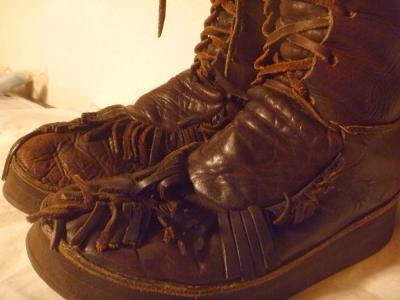 vintage靴2