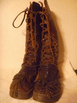vintage靴1