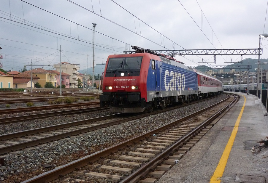 E474 Cargo