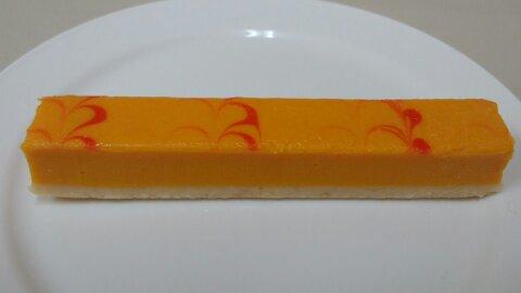サークルKかぼちゃチーズケーキ②
