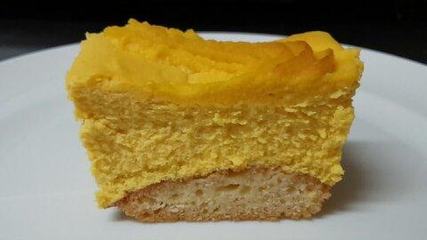 成城石井かぼちゃチーズケーキ④