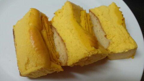 成城石井かぼちゃチーズケーキ⑤