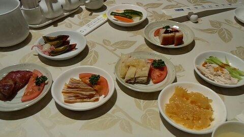老香港酒家前菜①