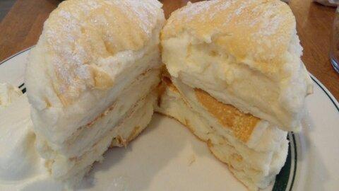 グラムパンケーキ③