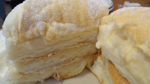 グラムパンケーキ④